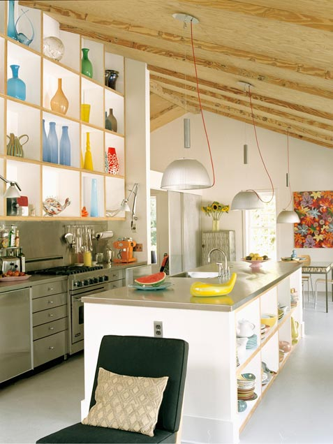decoracao cozinha nichos:Kitchen Shelves Design Ideas