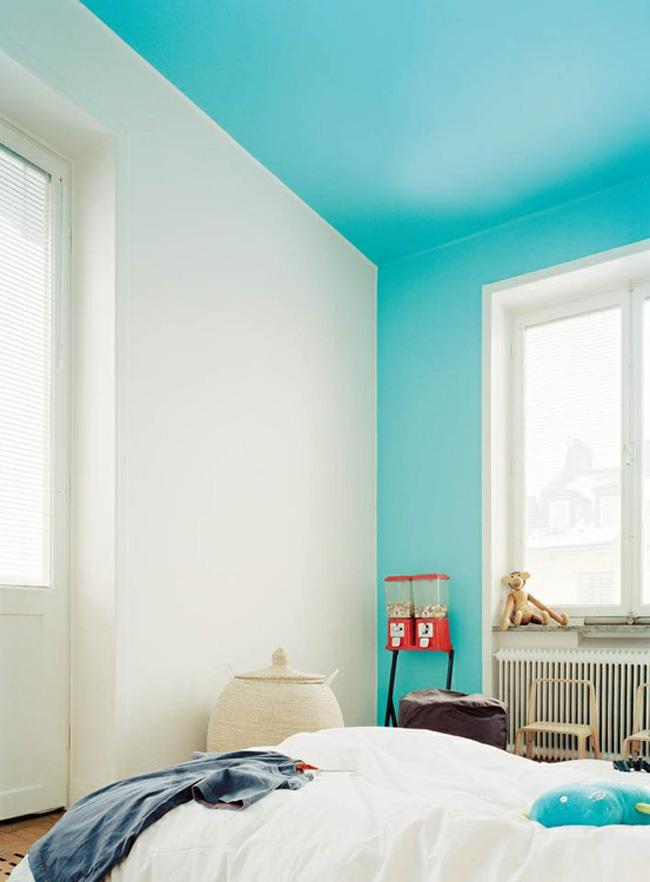 Adota ou dispensa pintadas de uma outra maneira a casa for Paredes pintadas originales