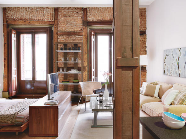 Um mini apartamento e algumas boas solu es a casa que a - Mini apartamentos ...