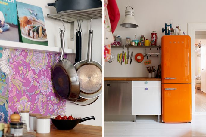 decoracao de cozinha e quarto juntos : decoracao de cozinha e quarto juntos:Um post terapia + quarto e sala – A Casa que a minha Vó queriaA Casa