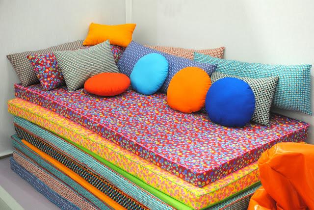 Uma boa solu o para colchonetes se apaixone baby a for Colchones para sofa cama dos plazas