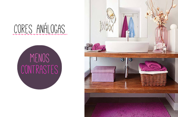 cores analogas