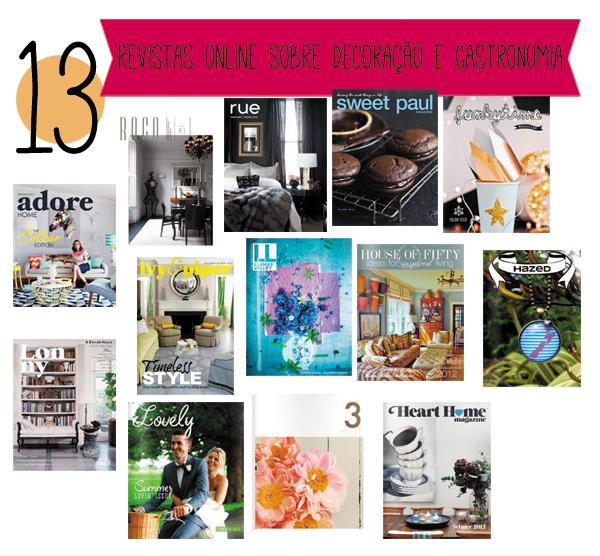 revistas online