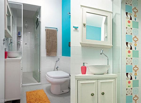 banheiro quitinete