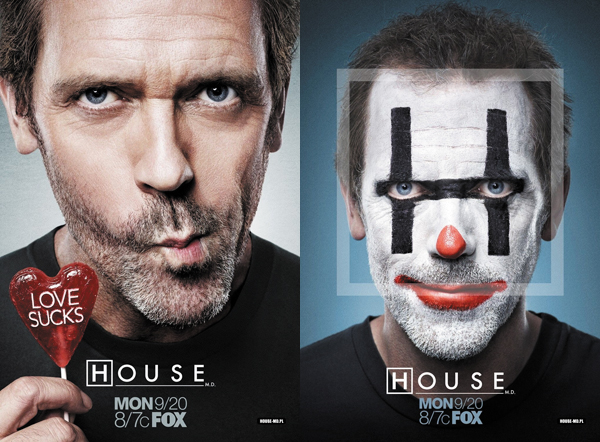house posteres