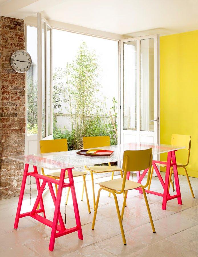 Como Ter Uma Mesa Home Office Linda Por Apenas R 140 A Casa Que A