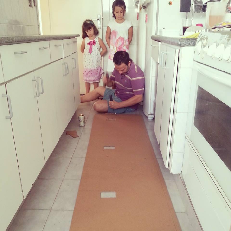 decorar banheiro velho:Casa que a minha Vó queriaA Casa que a minha Vó queria