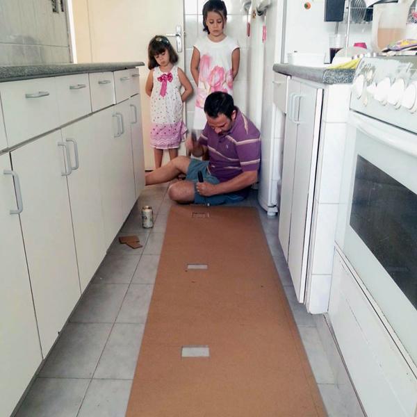 Como reformar a cozinha gastando pouco a casa que a - Como reformar mi casa ...