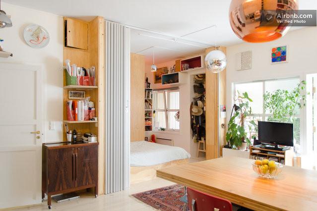 Um mini apartamento super bem resolvido a casa que a - Mini apartamentos ...