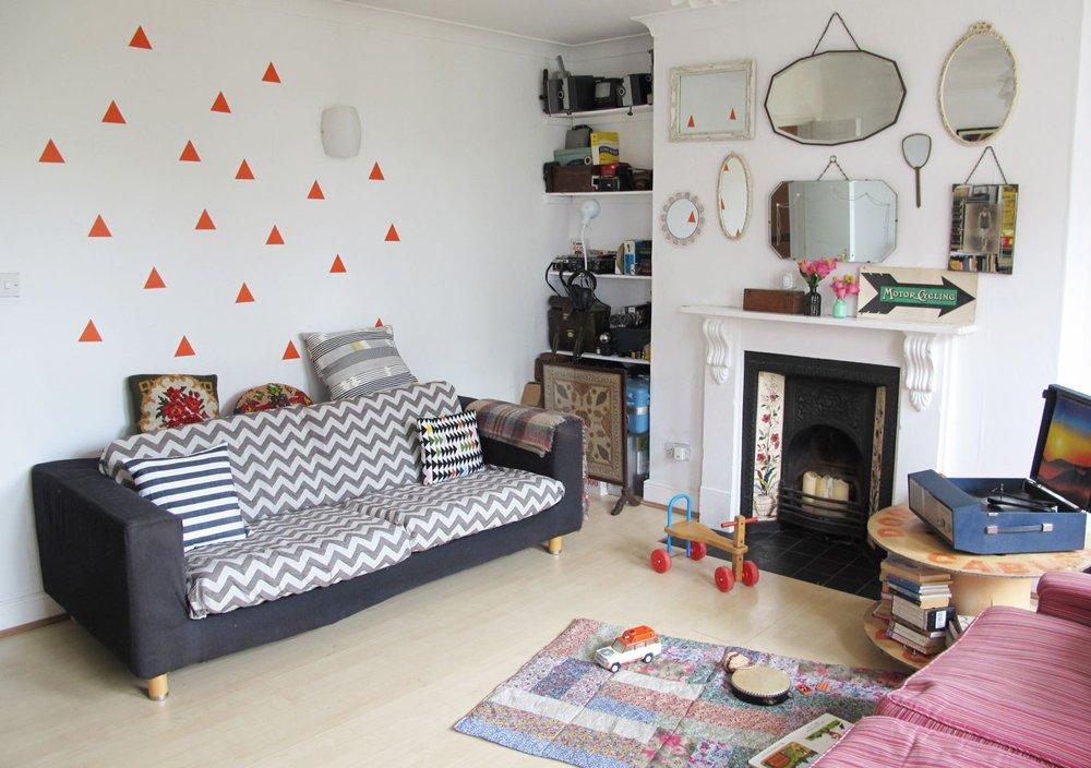 Sobre morar em casa alugada e decorar sem medo a casa - Decorar la casa barato ...