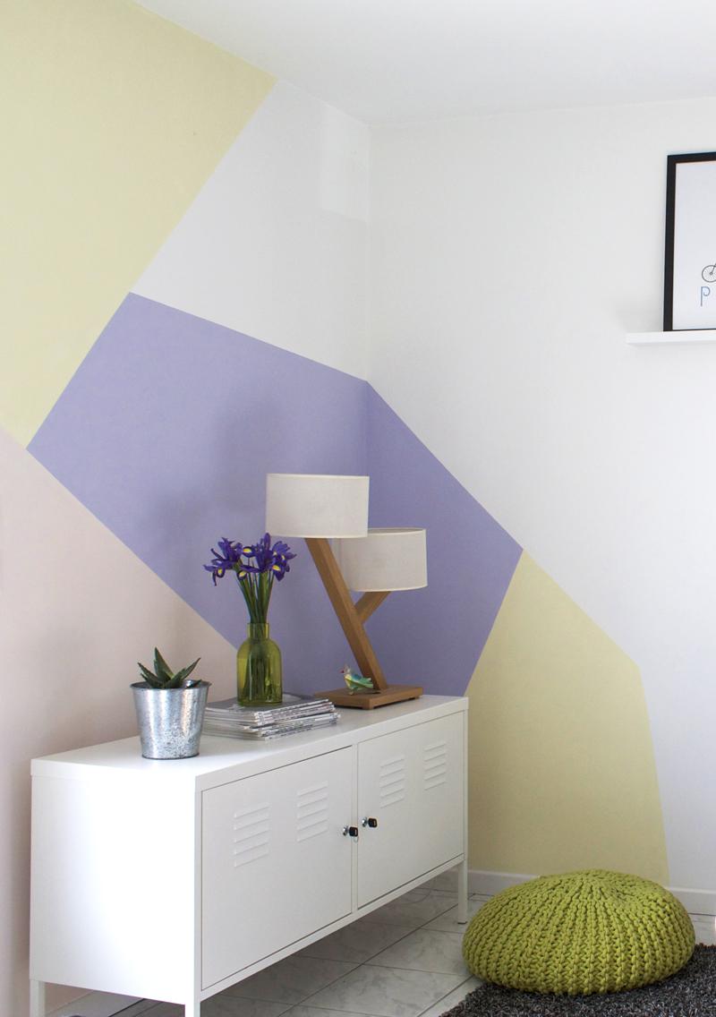 sala com pintura diferente2