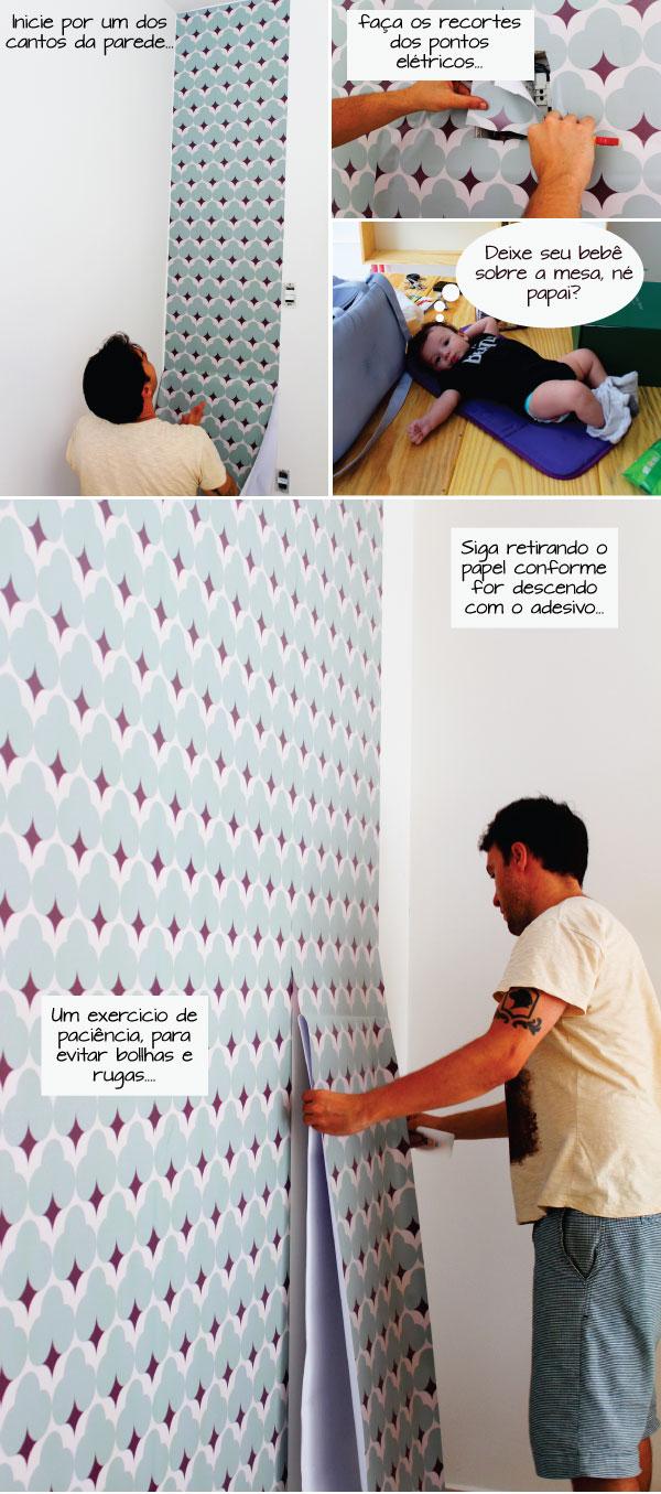 Adesivo Janela De Vidro ~ Sobre o papel de parede da nossa loja física A casa que a minha vó queria