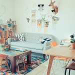 sala paleta de cores linda
