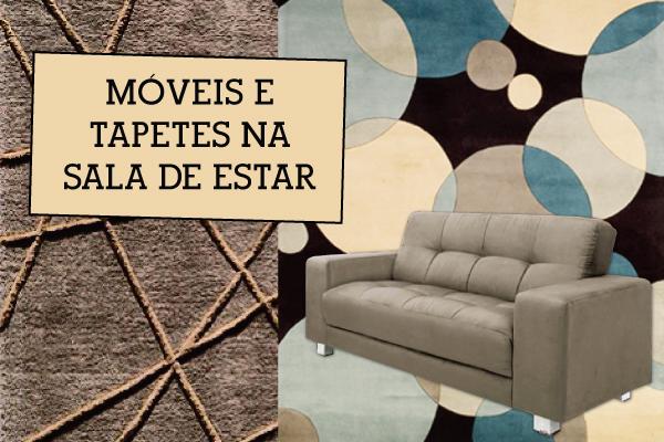 Como Colocar Tapete Na Sala De Tv ~ disposição do tapete e dos móveis na sala de estar  ZetaPlus