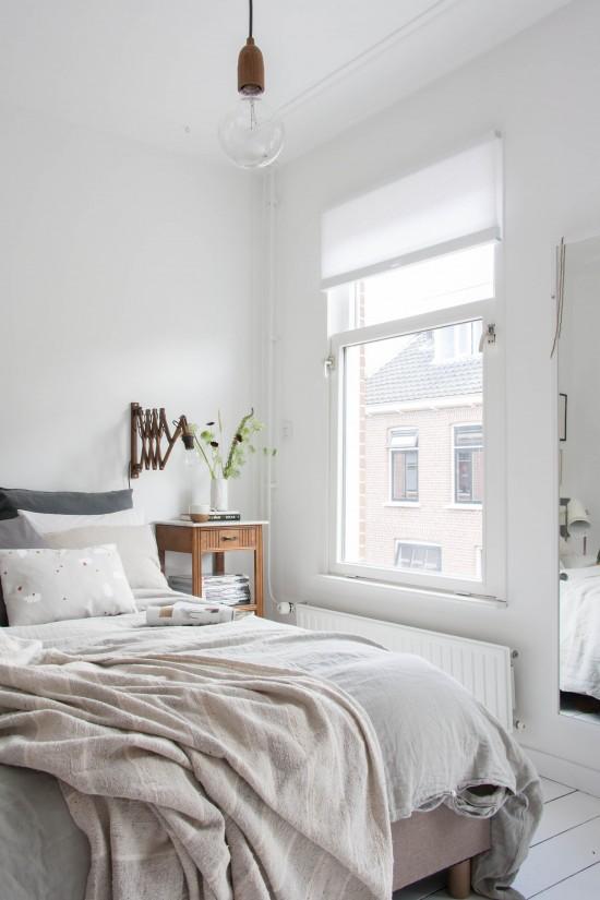 5 Dicas para montar um quarto de casal lindo e super em  ~ Quarto Solteiro Clean