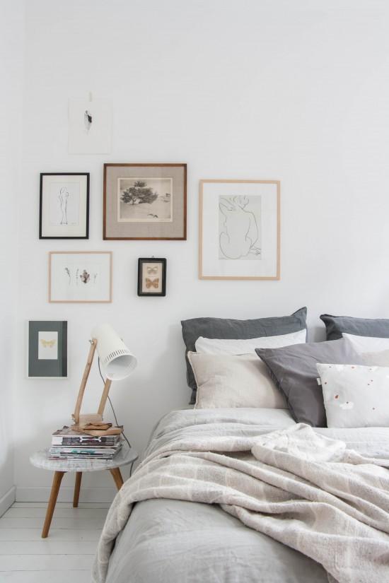 5 dicas para montar um quarto de casal lindo e super em conta a casa que a minha v queria - Idee schilderij living ...