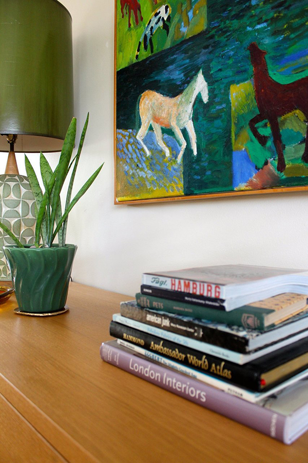 casa com pinturas de retrato4