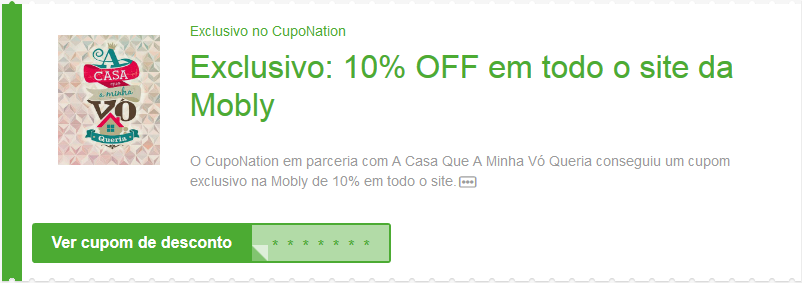 Cupom Mobly 4
