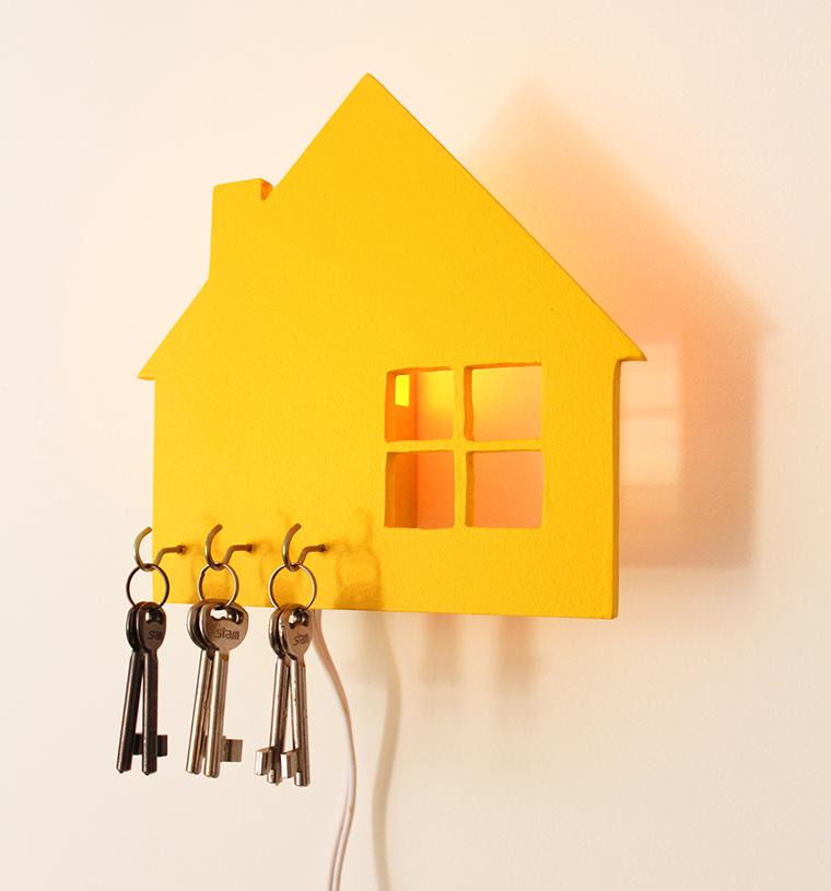 casinha iluminada chaves casa de criacao