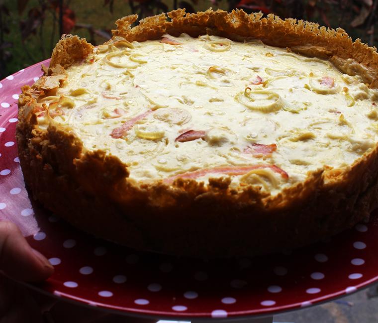 torta salgada com massa saudável2