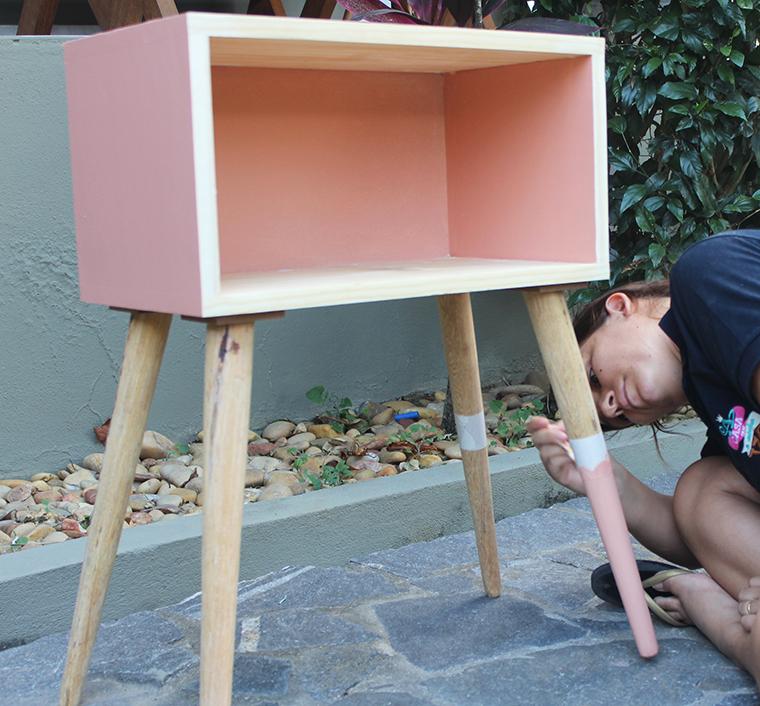como pintar um móvel de madeira14