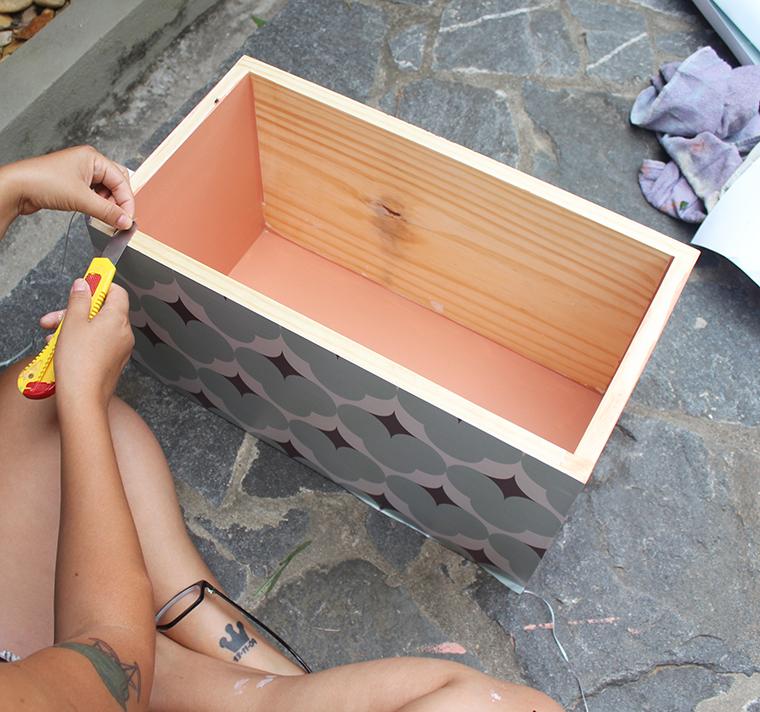 como pintar um móvel de madeira11