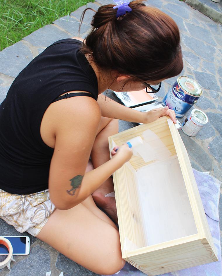 como pintar um móvel de madeira3