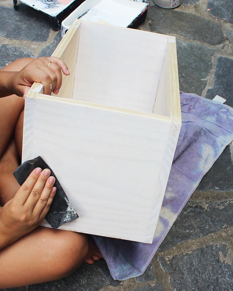 como pintar um móvel de madeira4