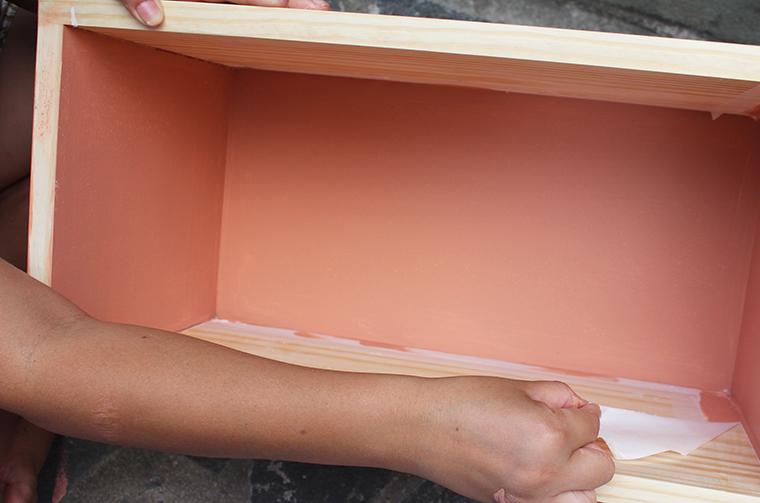 como pintar um móvel de madeira9
