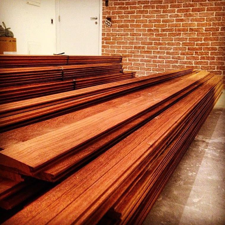 como fazer um piso de madeira1