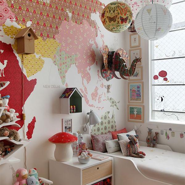 Decoração-charmosa-para-quarto-de-criança