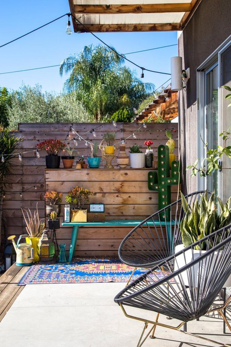O quintal dos sonhos a casa que a minha v queria - Ideas para decorar un patio pequeno ...