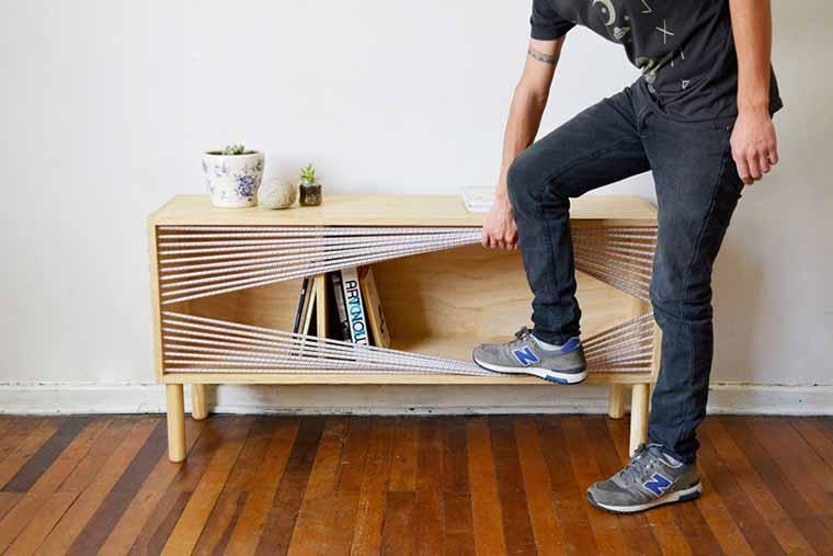 movel de quinta - mobiliario cuerda