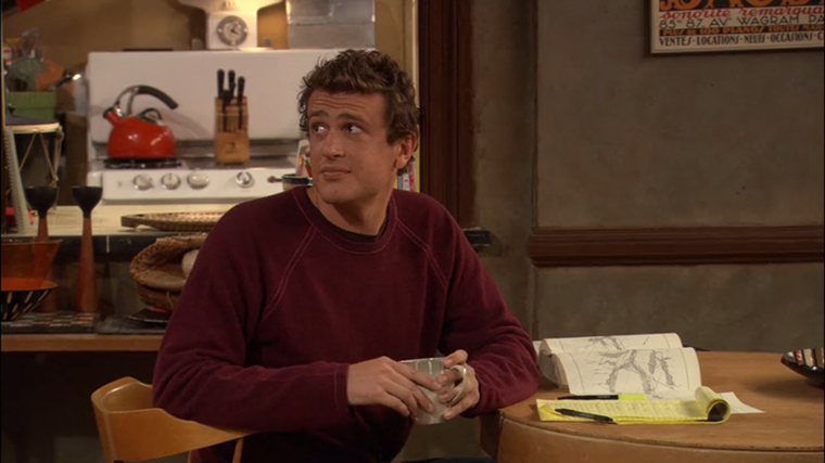 Decoração da série How I Met Your Mother - O Apartamento de Ted Mosby (1)