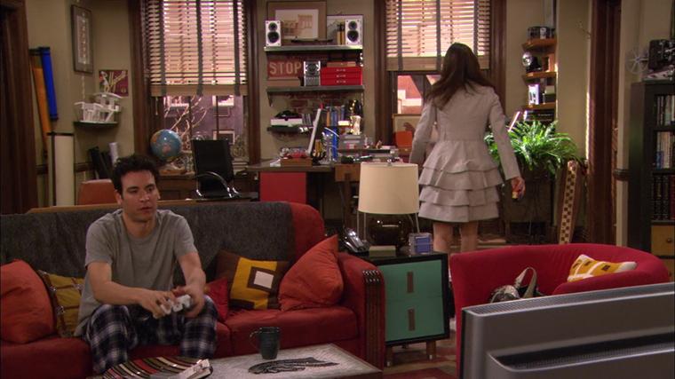 Decoração da série How I Met Your Mother - O Apartamento de Ted Mosby (2)