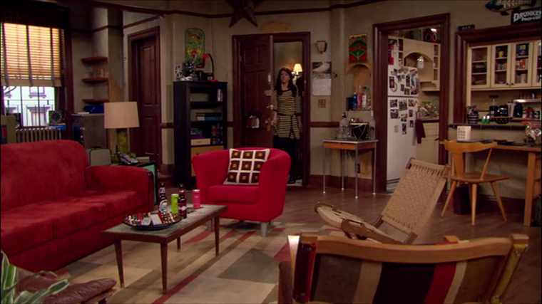 Decoração da série How I Met Your Mother - O Apartamento de Ted Mosby (3)