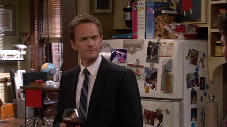 Decoração da série How I Met Your Mother - O Apartamento de Ted Mosby (6)