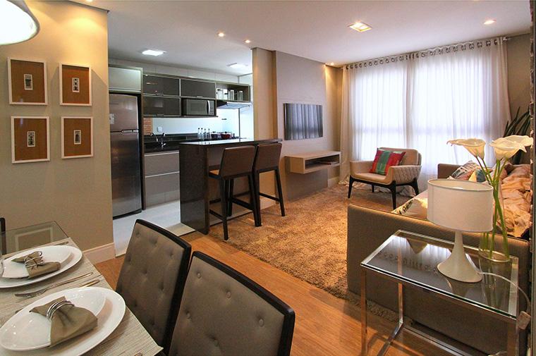 Apartamento decorado em sp4