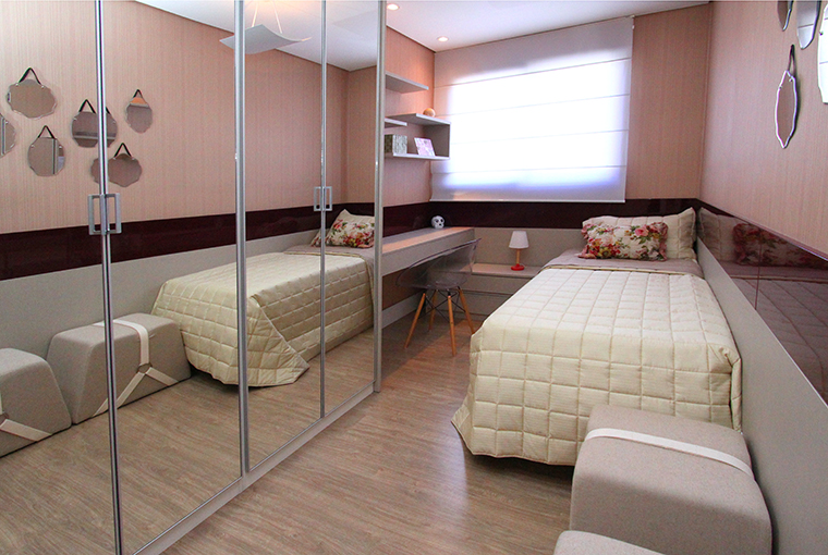 Apartamento decorado em sp5
