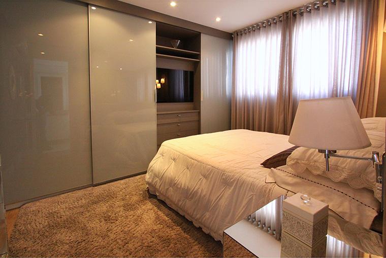 Apartamento decorado em sp8