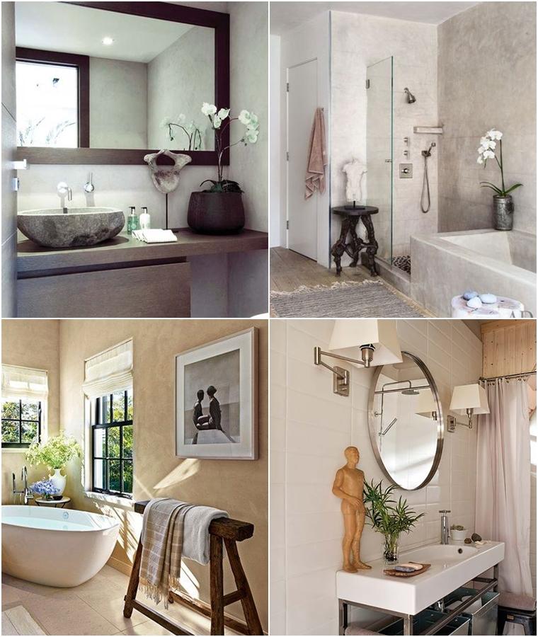 banheiros esculturas