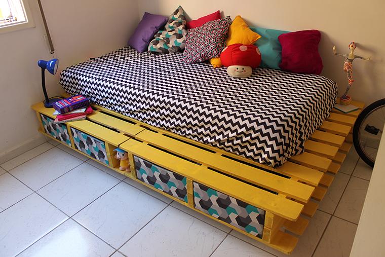 como fazer uma cama de paletes10