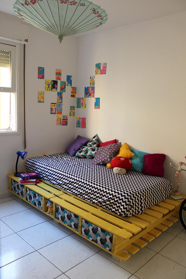 M vel de quinta como fazer uma cama de paletes a casa que a minha v queria - Camas decoradas ...