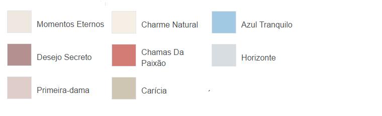 paleta cores romanticas Coral