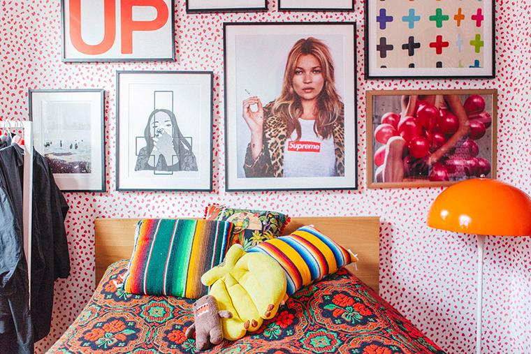 apartamento com decoração kitsch10