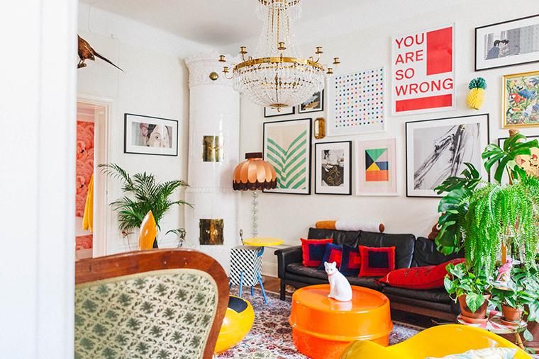 apartamento com decoração kitsch4