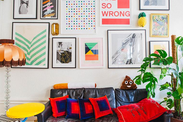 apartamento com decoração kitsch6
