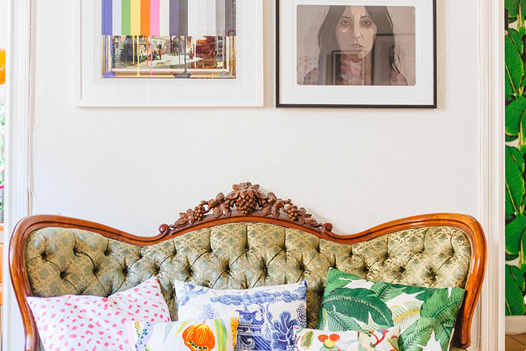 apartamento com decoração kitsch7