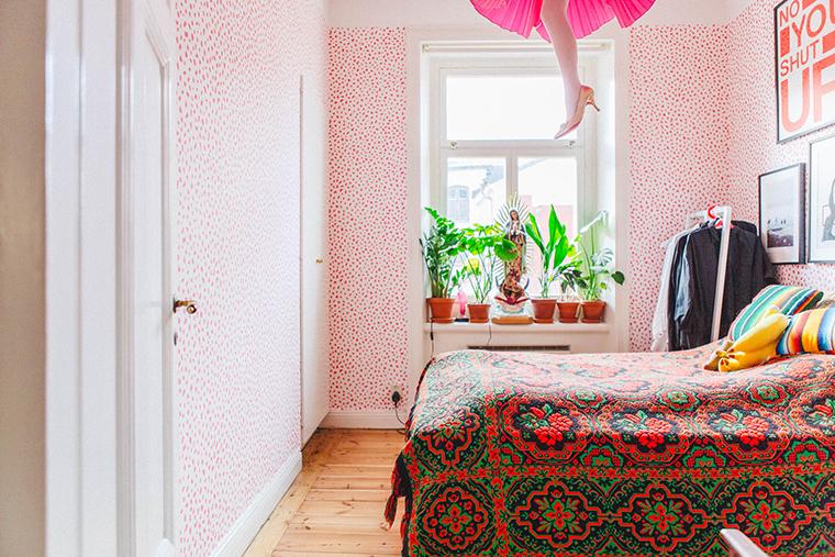 apartamento com decoração kitsch9