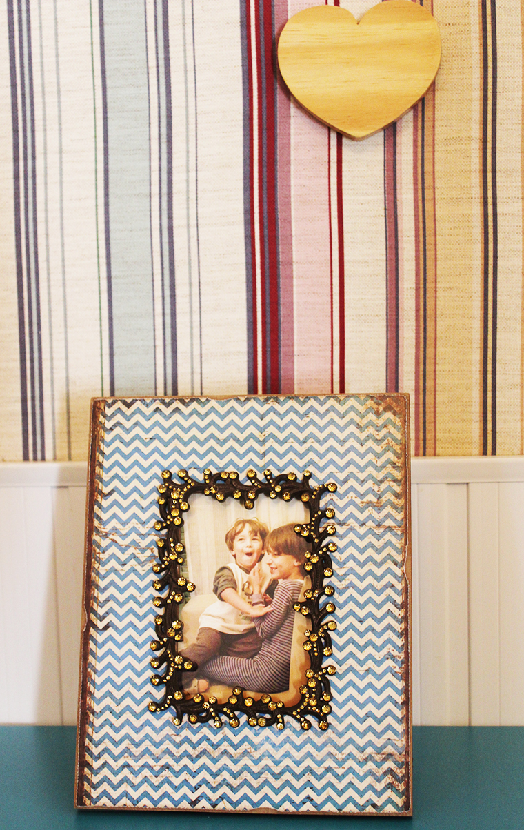 porta-retratos na decoração1